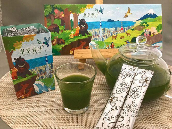 東京牧場、自社農場の野菜から乳酸菌を採取。東京青汁の商品として販売