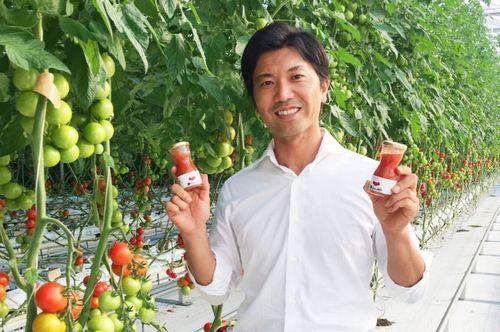 海鮮居酒屋「四十八(よんぱち)漁場」植物工場トマトを活用した6次産業サワーを提供開始