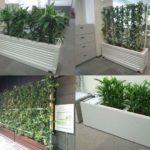 中国電力など、水耕栽培による壁面・屋内緑化システムの販売&レンタル開始