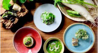 恵比寿屋上菜園&料理家がコラボ。Table to farmの1日限定イベントを開催