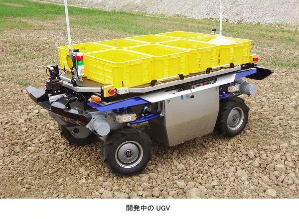 ヤマハ発動機、はままつフルーツパーク時之栖にて農業用無人走行車両の試験開始