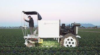 クボタ、大規模イチゴ栽培向け自動収穫ロボット「Advanced Farm」に出資
