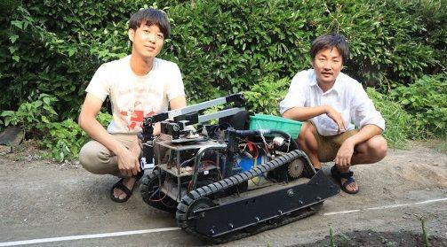 自動野菜収穫ロボットを開発するinaho、伊藤忠テクノロジーベンチャーズなどから資金調達