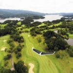KMT 日本初のドローンによるゴルフ場管理を開始