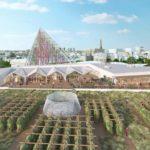 パリに世界最大級の都市型・屋上ファームが来春にオープン。水耕栽培や植物工場などのテクノロジーも活用