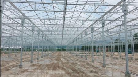 次世代足場のタカミヤ、キュウリの大規模・最新植物工場の建設を受注「ゆめファーム全農SAGA」