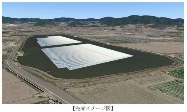 三井住友建設、2件目となる自社水上太陽光発電所の建設に着手