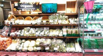 国内小売業初、イオンによるオーガニック・アライアンスを開始。有機農産物の市場拡大へ