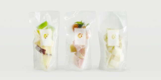 LIFULLによる規格外野菜を使った「Clean Smoothie」メニュー監修に菜園料理家の藤田承紀シェフが就任