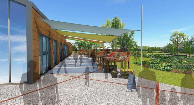 キユーピー、体験型施設「深谷テラス ヤサイな仲間たちファーム」を2022年春に開業予定