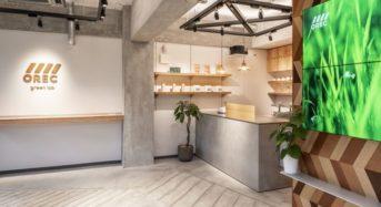 乗用草刈機国内シェアNo.1オーレック、福岡に「農と食」を発信する都市型ブランド発信拠点を開設
