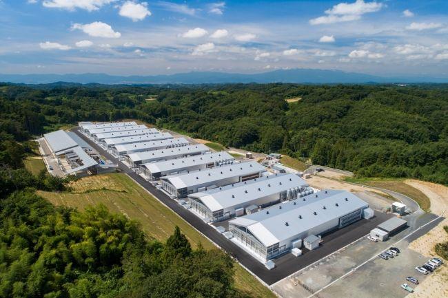 イセ食品グループ、大規模なハイテク養鶏農場を福島県に稼働
