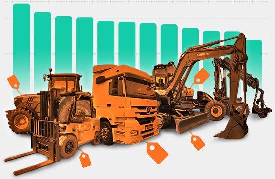 マスカス・ジャパン、世界中の中古建設機械の相場が分かる「新・相場情報」をリリース