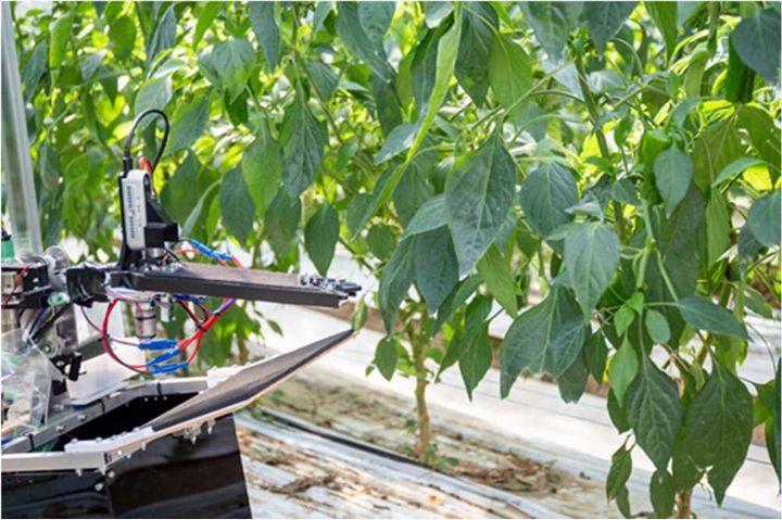 JXTG、農作物の自動収穫ロボットのAGRISTと協業開始