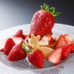 ホテル日航奈良、奈良県の新品種イチゴ「珠姫」を使用したタルトを販売