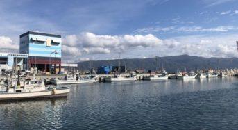 DPA、ドローンを活用した支援事業。寿都町と牡蠣養殖のさらなる活性化へ
