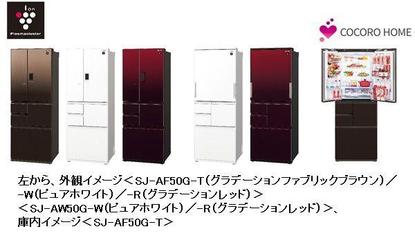 シャープ、店舗・食品の特売情報を知らせる冷蔵庫を発売