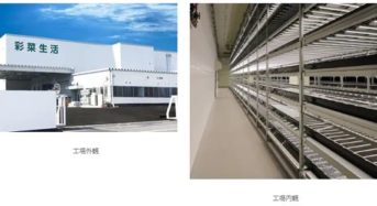 東京電力EP・芙蓉総合リース・ファームシップ、1日5万株が生産可能な植物工場プラントを稼働