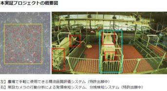 ユニアデックス、繁殖作業における画像解析・ロボットを活用した養豚繁殖モデルを構築