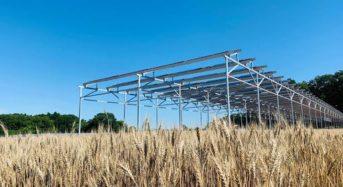 みんな電力、GSCと業務提携。有機農業支援型のソーラーシェアリング事業を展開
