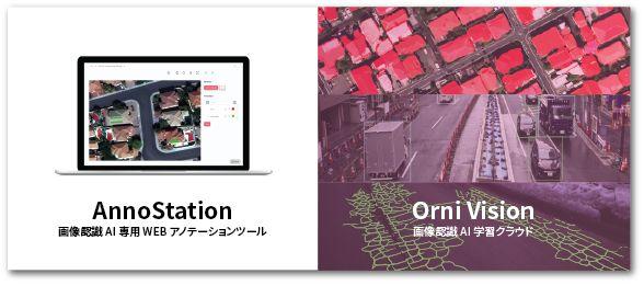 インキュビットが子会社「株式会社Orni」を設立、画像認識AI開発の支援プロダクトを提供