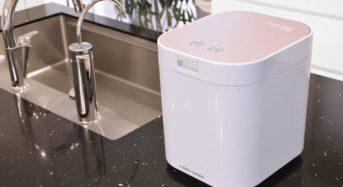 生ごみ減量乾燥機『Paris Paris Cue パリパリキュー』グッドデザイン賞を受賞