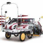 ヤンマーアグリ、施肥量を自動でコントロール「密苗直進アシスト田植機」を発売