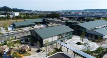 緑茶・農業・観光の体験型フードパーク「KADODE OOIGAWA」が静岡県・島田市にオープン