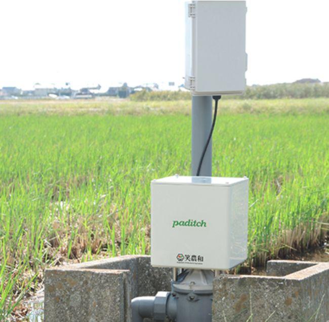 水田向けスマート農業サービス「paditch パディッチ」運営の笑農和、シリーズAで1億円の資金調達を実施