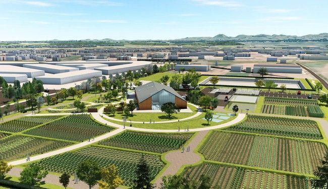 三菱地所・サイモン「ふかや花園プレミアム・アウトレット」着工開始。キューピーの「深谷テラスパーク」も併設
