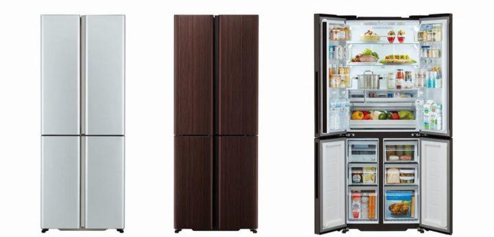 アクア、うす型設計の冷凍冷蔵庫を販売。LED技術により発芽抑制・鮮度保持を同時に実現