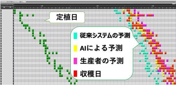 日立ソリューションズ東日本、トップリバー農場にてAIを活用したレタスの生育予測・精度が大幅に向上