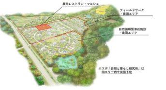 パソナ農援隊、サスティナブルガーデン『Awaji Nature Lab & Resort』を10月に開設